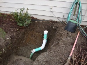 Trust in our over 11 years of experience Sewer Permit Application This is