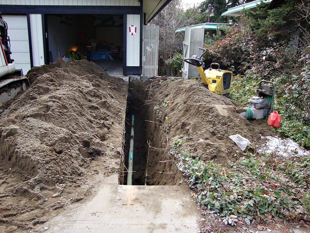 Water and sewer hookup fees