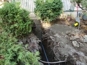 Sewer hookup spokane